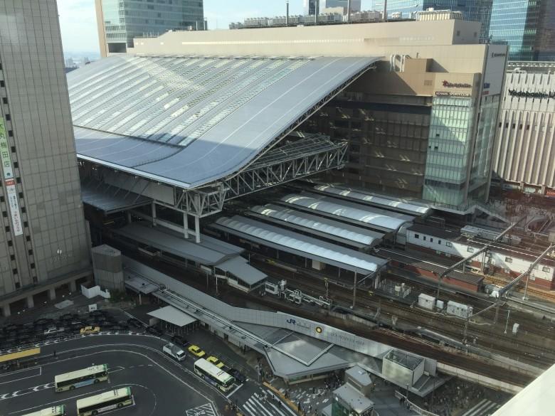 大阪駅・梅田