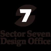 セクターセブンデザイン事務所ロゴ