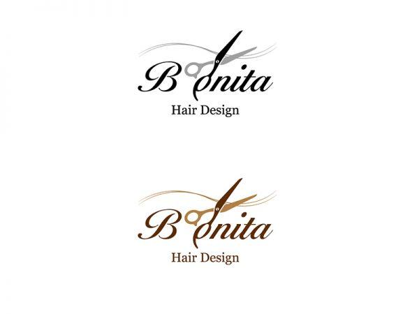 美容室・美容院のロゴデザイン制作