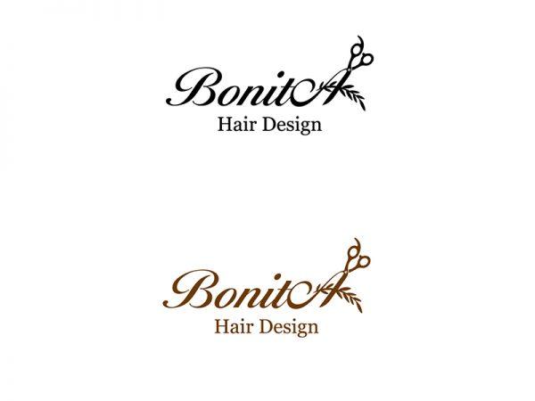 美容室・美容院のロゴデザイン