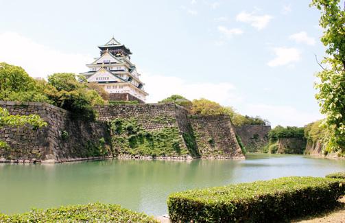 大阪城元画像