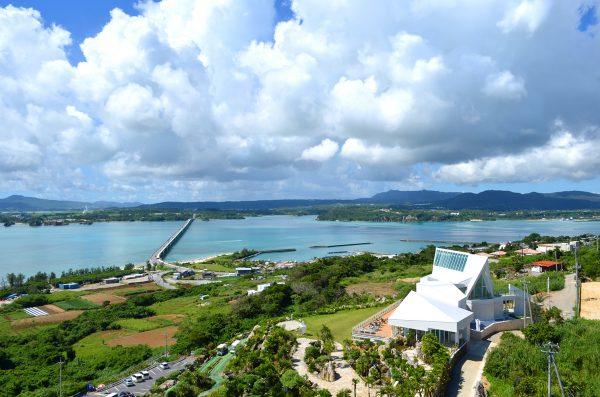 沖縄・古宇利島オーシャンタワー